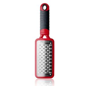 Grattugia Microplane Serie Home Taglio Ribbon Rossa