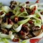 Funghi Peperoncino E Zucchine