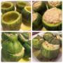 Zucchine Scavate