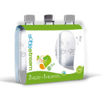 Bottiglie Plastica Tripack