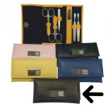 Set Brillantini Marrone 6 pz