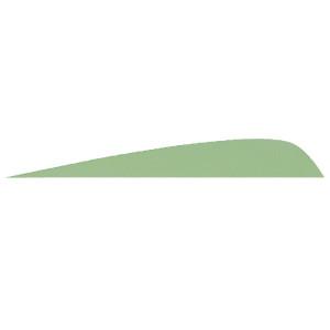 4''-Parabolic-Verde-Pallido