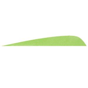5''-Parabolic-Verde-Pallido